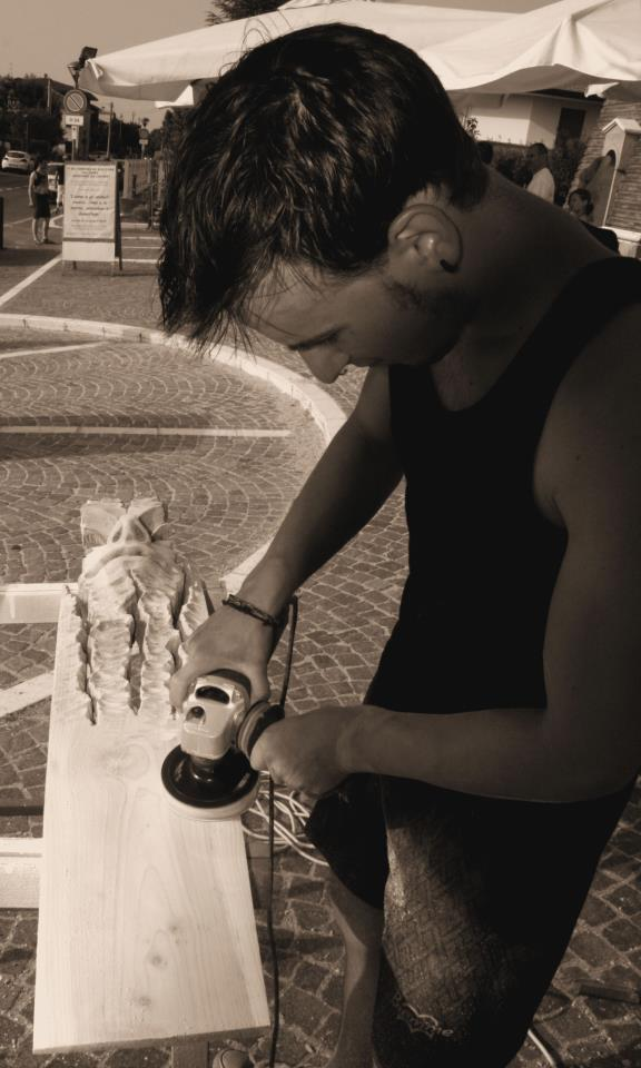 luca scultore foto profilo